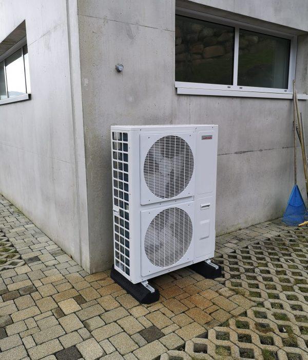 Pompe à chaleur 2